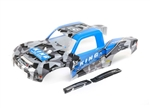 Losi Super Baja Rey SBR 2.0 Body & Front Grill (King Shocks)
