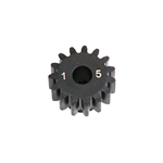 LOSA3575 1.0 Module Pitch Pinion 15T 8E