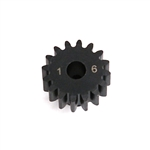 LOSA3576 1.0 Module Pitch Pinion 16T 8E