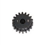 LOSA3578 1.0 Module Pitch Pinion 18T 8E