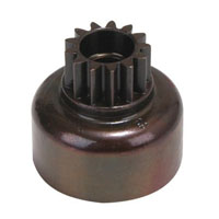LOSA9126 High Endurance Clutch Bell 13T 2.0