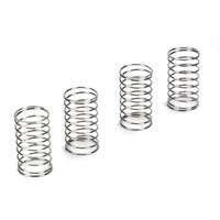 LOSB1763 Damper Spring Set Hard 4 Micro SCT Rally