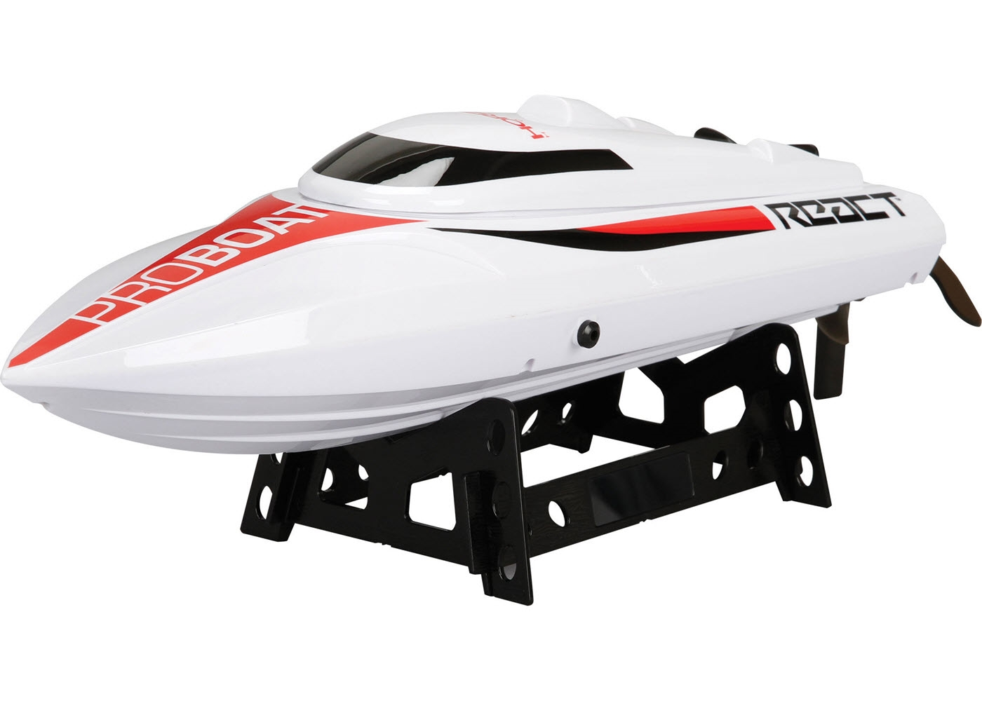 "Pro Boat React 17"" Self-Righting Brushed Deep-V RTR Boat"