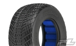 PRO1013717 Pro-Line Positron 2.2/3.0 Short Course Truck Tires MC (Clay) (2)