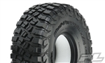 "PRO1015003 Pro-Line BFGoodrich Mud-Terrain T/A KM3 (Red Label) 1.9"" Predator (Super Soft) Rock Terrain Truck Tires for Front or Rear 1.9"" Crawler (2)"