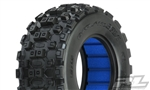"PRO1015601 Pro-Line Badlands MX SC 2.2""/3.0"" Short Course Truck Tires (M2) (2)"