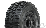 "Pro-Line Trencher X SC 2.2""/3.0"" All Terrain Tires Mounted (2) Slash 2wd/4wd"
