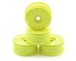 PRO270202 Pro Line 18 Velocity V2 Buggy Wheel Front  Rear Yellow 4