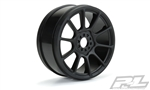 Pro-Line Mach 10 1/8 Buggy Wheels (4) (Black)