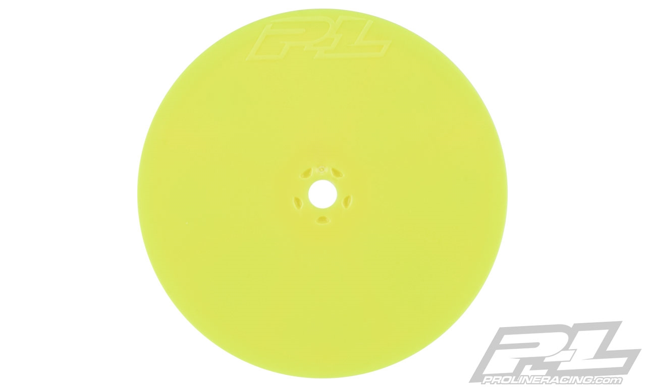 Pro-Line Velocity 2.2in Hex Front Yellow (TLR 22 5.0)