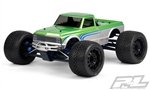 PRO322700 Pro Line 72 Chevy C10 Long Bed Clear Body Revo 3.3 LST MGT