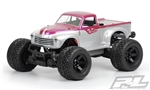 Pro-Line Early 50'S Chevy Pickup Body (Clear) (Stampede)