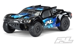 Pro-line (Pre-Cut) Flo-Tek Fusion Short Course Tough-Color (Black) Body