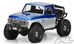 "PRO346400 Pro-Line 1966 Ford F-100 (Clear Body) for SCX10 Trail Honcho 12.3"" (313mm) wheelbase"