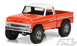 "PRO346600 Pro-Line 1985 Toyota HiLux SR5 (Clear Body) (Cab + Bed) for SCX10 Trail Honcho 12.3"" (313mm) Wheelbase"
