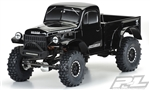 Pro-Line 1946 Dodge Power Wagon Tough-Color (Black)