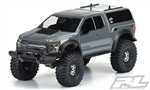 "PRO350900 Pro-Line 2017 Ford F-150 Raptor (Clear Body) for 12.8"" Wheelbase TRX-4"