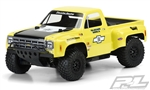 PRO351000 Pro-Line 1978 Chevy C-10 Race Truck Clear Body for Slash 2wd, Slash 4x4 & SC10
