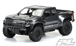 PRO351200 Pro-Line 2019 Chevy Silverado Z71 Trail Boss True Scale (Clear Body) for Slash 2wd, Slash 4x4 & SC10