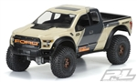 "PRO351600 Pro-Line 2017 Ford F-150 Raptor (Clear Body) for 12.3"" (313mm) Wheelbase Scale Crawlers"