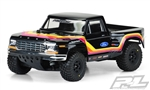 PRO351900 Pro-Line 1979 Ford F-150 Short Course Truck Body (Clear) (Slash/Slash 4x4)