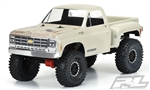 "PRO352200 Pro-Line 1978 Chevy K-10 12.3"" Rock Crawler Body (Clear) w/Cab & Bed"