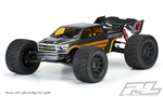 Pro-Line 2020 Ram Rebel 1500 Pre-Cut Monster Truck Body (Clear) (Kraton 6S)