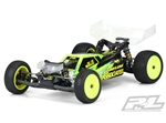 Pro-Line B6.1 Body Axis (CLEAR) (Light Weight)