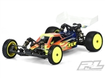 Pro-Line 22 5.0 Axis Body (CLEAR) (Light Weight)