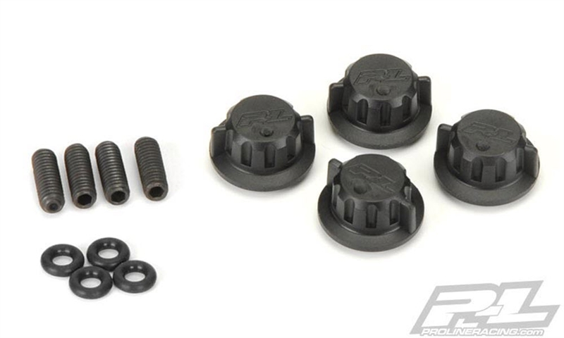 PRO607002 Pro-Line Pro-Line Body Mount Secure-Loc Cap Kit for All Pro-Line Extended Body Mount Kits