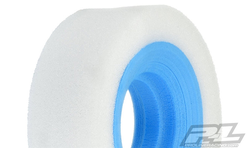 "PRO617400 Pro-Line 1.9"" Dual Stage Closed Cell Inner/Soft Outer Rock Crawling Foam Inserts (2)"