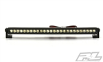 "PRO627603 Pro-Line 5"" Super-Bright LED Light Bar Kit 6V-12V (Curved)"