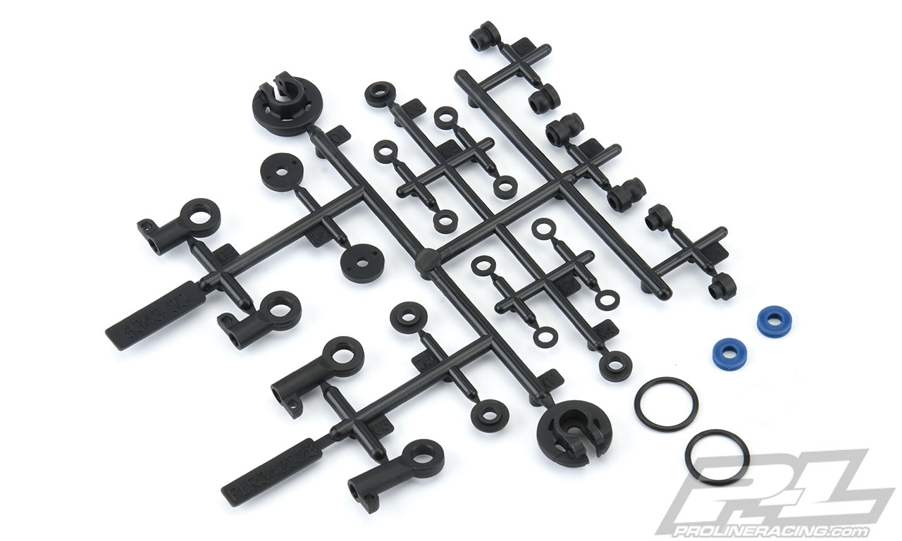 Pro-Line Big Bore Scaler Shock Rebuild Kit (For 2 Shocks)