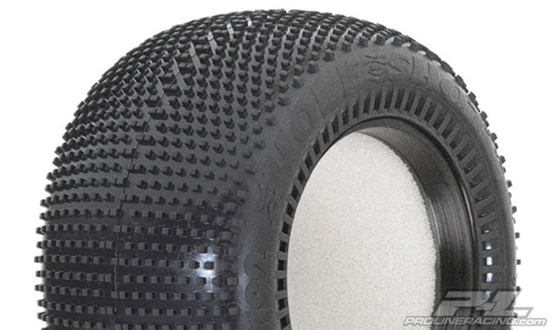 PRO819202 Pro Line Hole Shot T 2.2 M3 Soft Off Road Truck Rear Tires