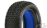 "PRO825202 Pro-Line Blockade Front 4wd M3 (Soft) 2.2"" Off-Road 1/10 Buggy Tires (2)"