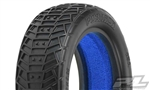 PRO825703 Pro-Line Positron 2.2 2WD M4 (Super Soft) Off-Road Buggy Front Tires (2)
