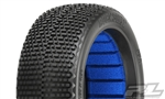 PRO9062204 Pro-Line Buck Shot S4 (Super Soft) Off-Road 1:8 Buggy Tires for Front or Rear (2)
