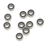 "PTK-10028 ProTek RC 5x11x4mm Rubber Sealed ""Speed"" Bearing (10)"