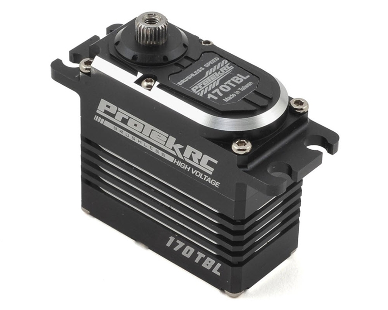PTK-170SBL ProTek RC 170SBL Black Label High Speed Brushless Servo (High Voltage)