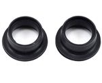 PTK-2528 ProTek RC 1/8 Scale .21 & .28 High Temp Silicone Exhaust Manifold Gasket (2)