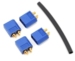 "PTK-5029 ProTek RC 3.5mm ""TruCurrent"" XT60 Polarized Device Connectors (4 Male)"