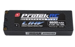 ProTek RC 2S 120C Si-Graphene + HV 7.6V 8600mAh LiPo Battery (5mm Bullet)