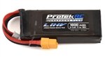 PTK-5572 ProTek RC 3S 90C Si-Graphene + HV LiPo Battery w/XT60 Connector (11.4V/1800mAh)