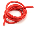 PTK-5610 ProTek RC 10awg Red Silicone Hookup Wire (1 Meter/3 Ft)