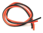 PTK-5614 ProTek RC 12AWG Red & Black Silicone Wire (2ft/610mm)