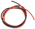 ProTek RC 16awg Red & Black Silicone Wire (2ft/610mm)