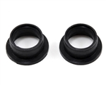 PTK-7110 ProTek RC 1/8 Scale .21 & .28 Silicone Exhaust Manifold Gasket Set (Black) (2)