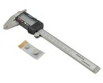 "PTK-8290 ProTek RC 6"" Digital Caliper w/LCD Display & Hard Case"