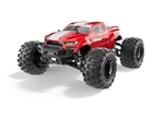 Redcat Volcano-16 1/16 Scale Brushed Monster Truck (RED)