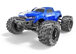 Redcat Volcano-16 1/16 Scale Brushed Monster Truck (BLUE)